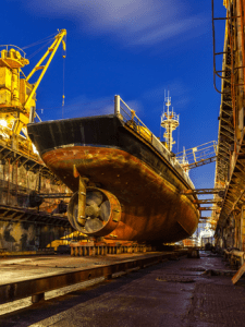 The drop in the price of bunkers will lengthen the payback time for efficiency technologies, and could make ship operators less interested in investing in them.