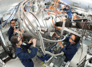 The Lockheed Martin Compact Nuclear Fusion research team