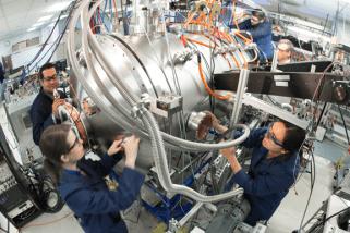 Lockheed Martin Compact Nuclear Fusion
