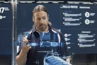 Rolls-Royce's oX Future Operator Shore Control Centre