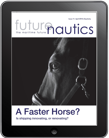 Futurenautics | The Innovation Issue – April 2016