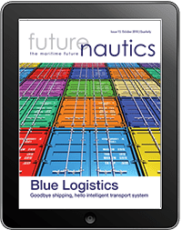 Futurenautics | The Blue Logistics Issue – October 2016