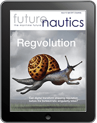 The Maritime Future – Regvolution – Q2 2017